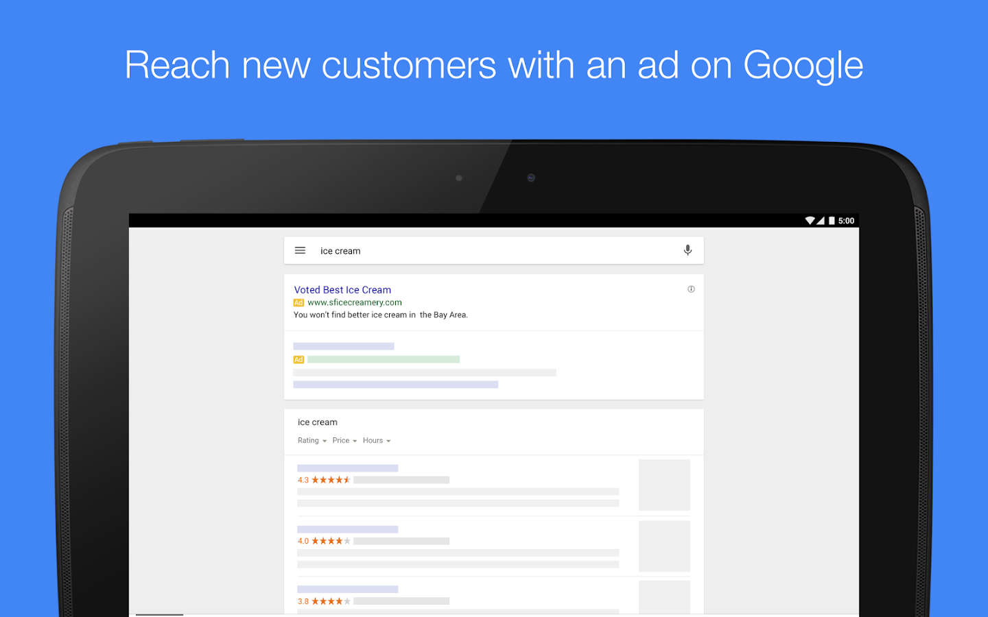 AdWords Express Android App Goes Material In Version 2 0