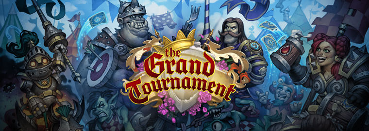 The Grand Tournament - A Massive Hearthstone Expansion Is