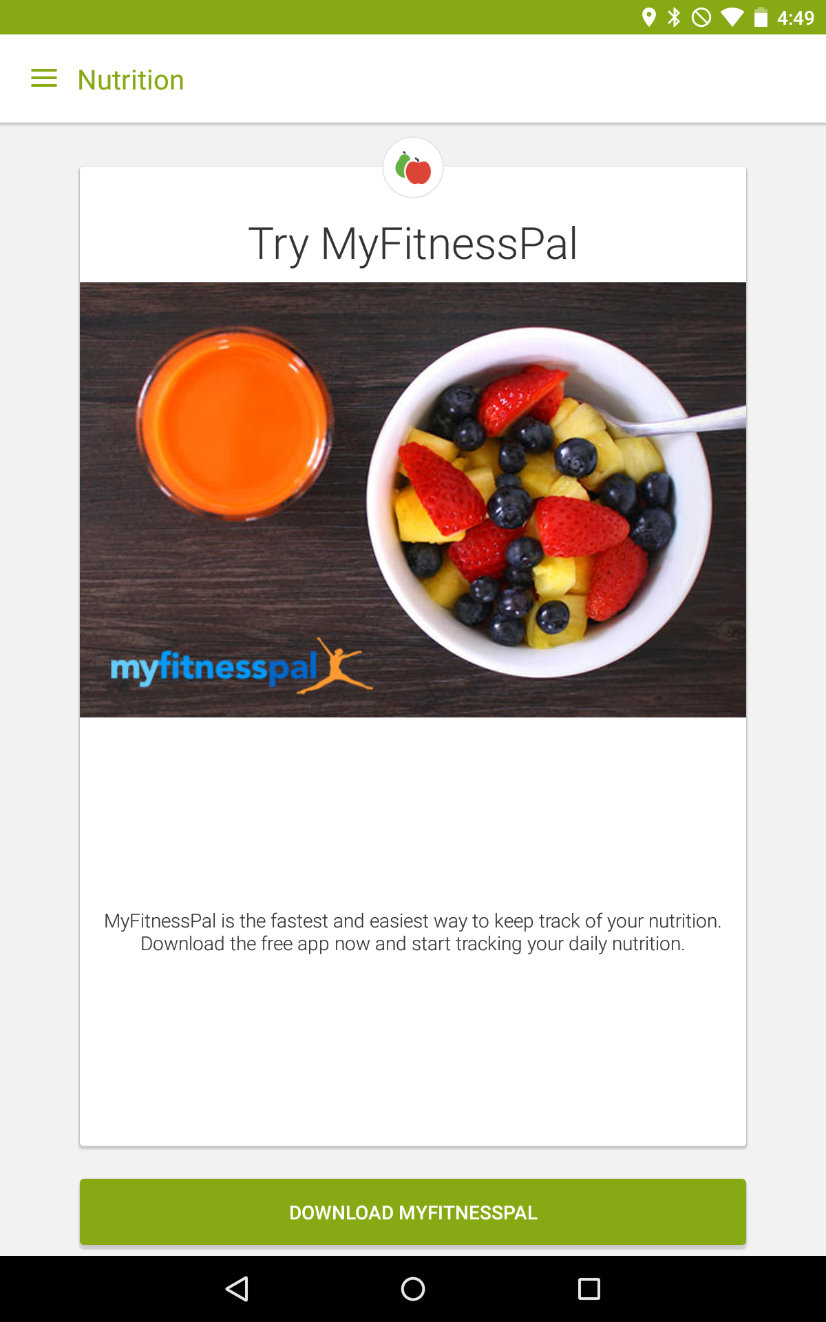 myfitnesspal news - Android Police - Android news, reviews
