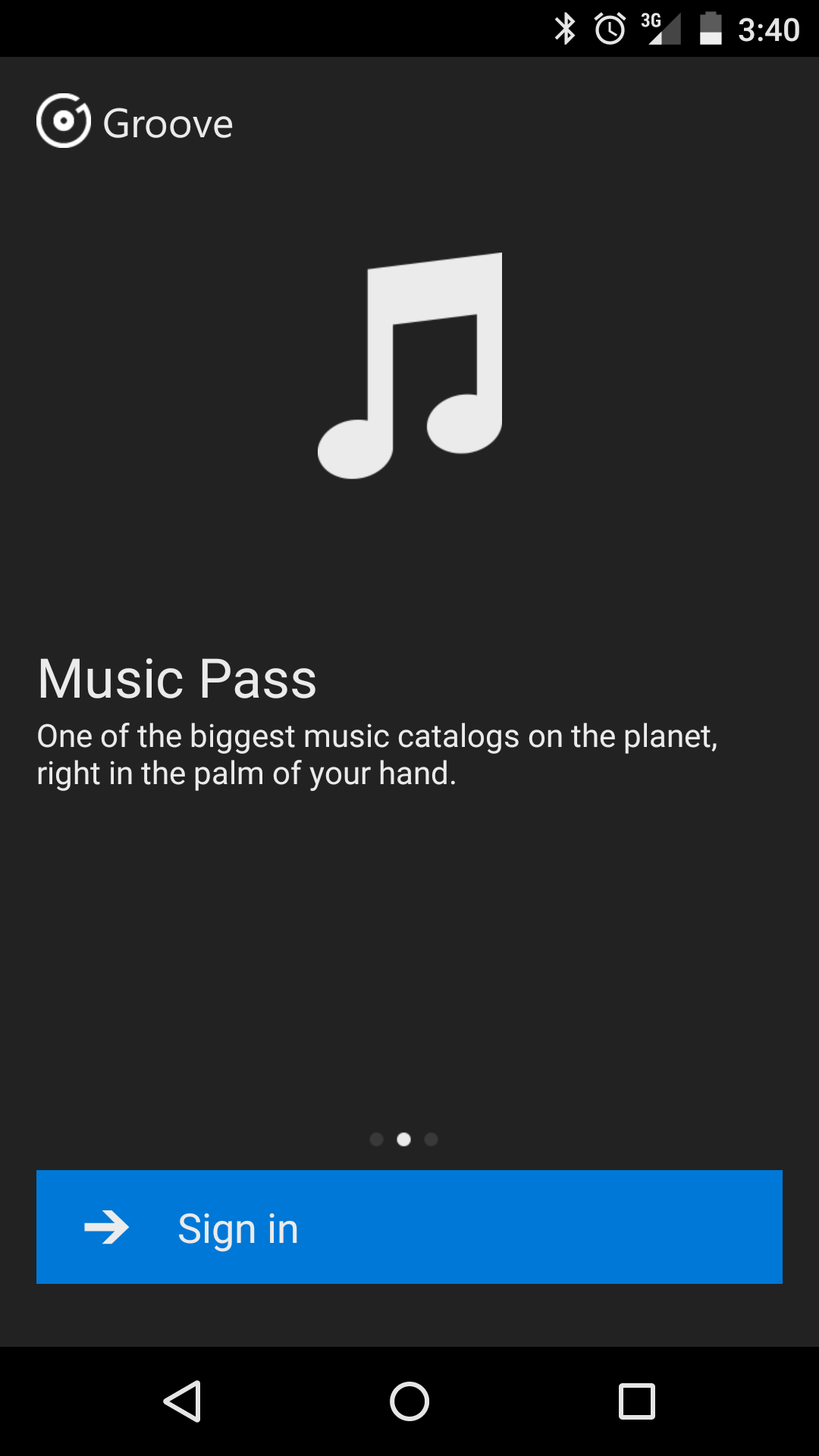 The Xbox Music Android App Has Found Its Groove, Rebranding Takes