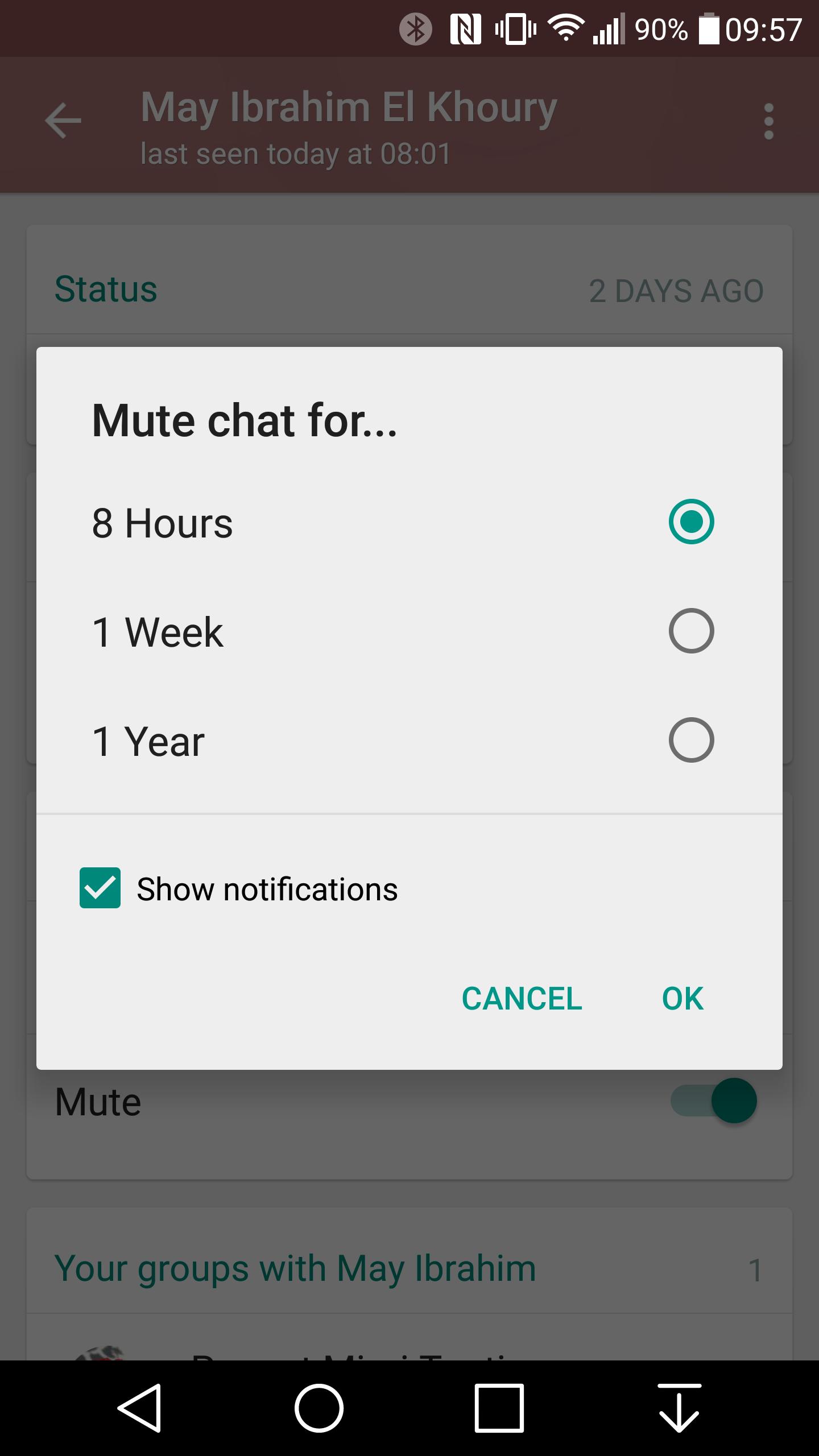 [Update: Google Drive Backup Is Back] WhatsApp Adds Custom ...