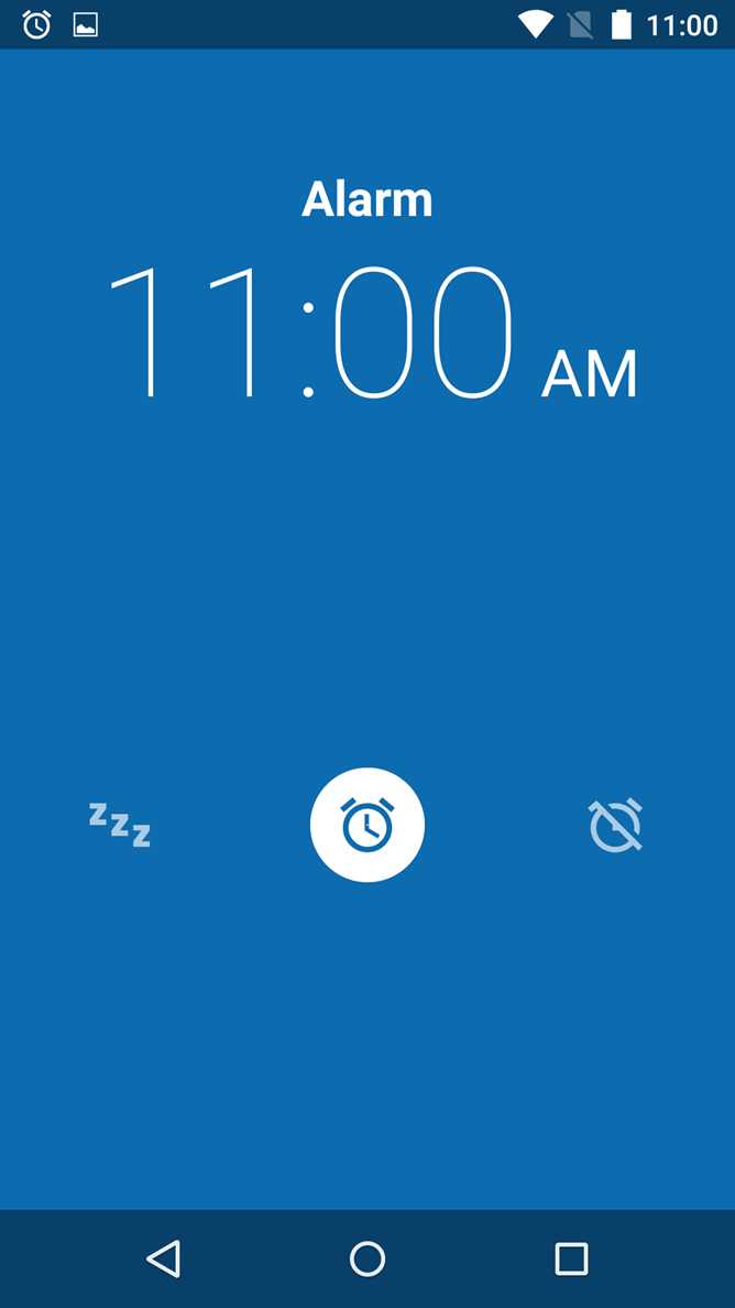 Android M Developer Preview 2 Fixes Clock App Bug That Caused The
