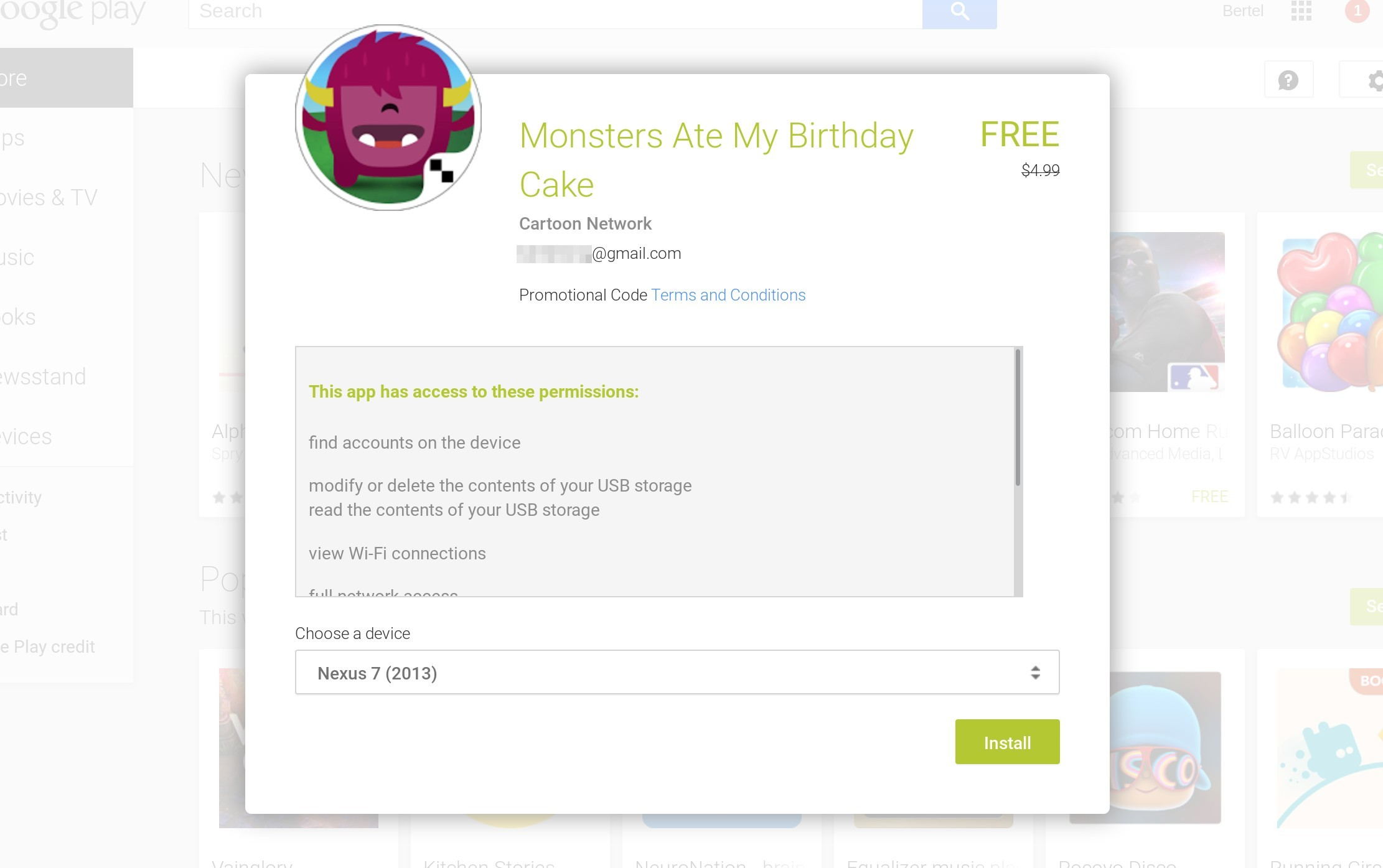 Cartoon Networks Monsters Ate My Birthday Cake Is The Latest Free