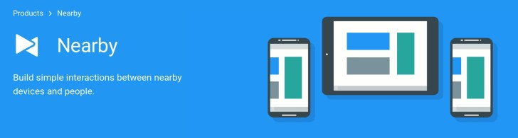 Nearby Is Now Official, API Enabling Proximity-Based Connections Will Come Included With Google Play Services 7.8