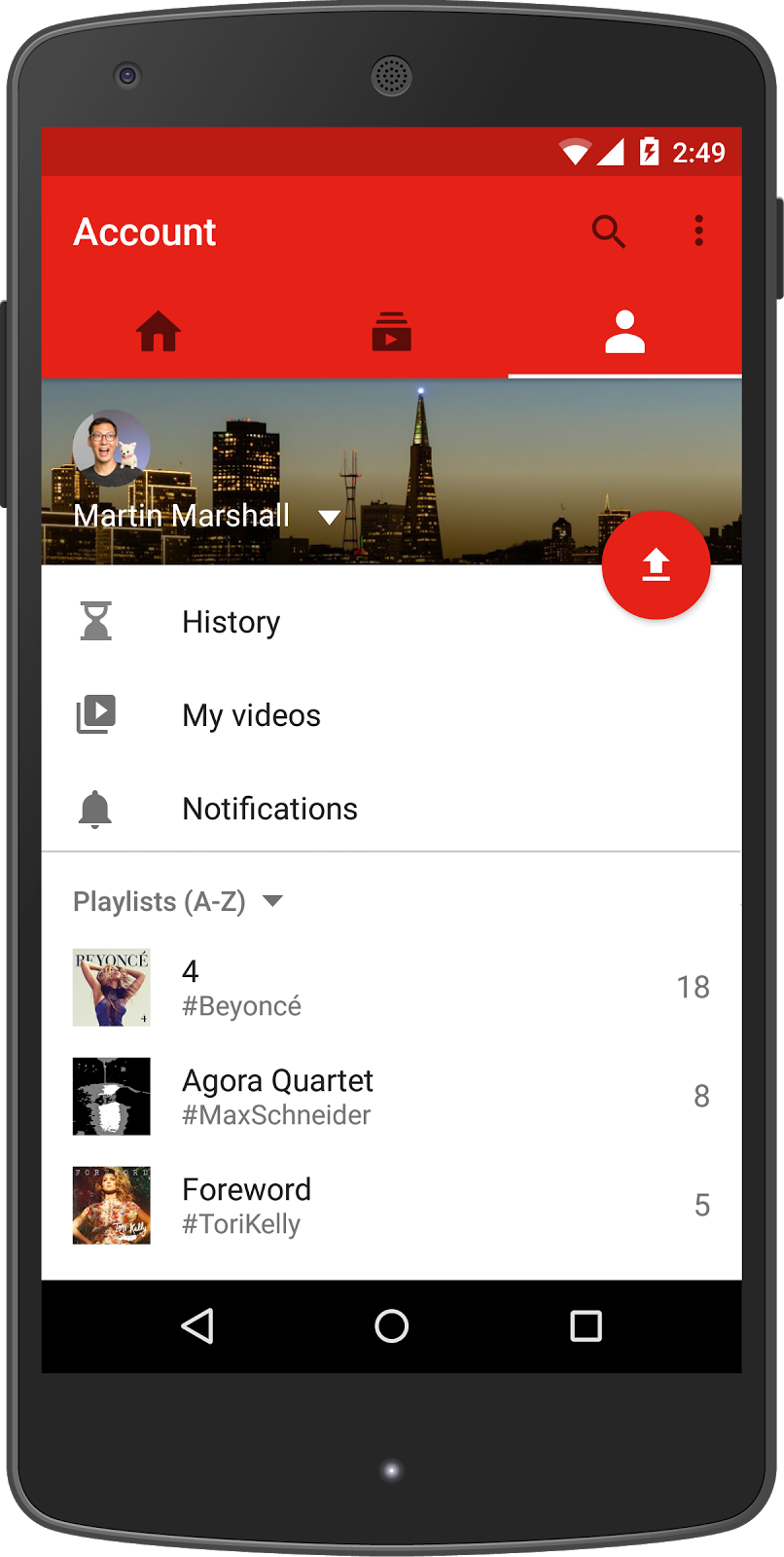 Youtube Mobile Website Gets A Boost: [Update: Officially Announced] YouTube's New Hamburgerless