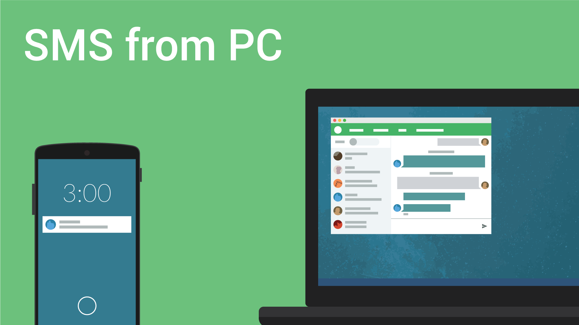 Pushbullet Update Brings Full Sms Messaging Support To Your Desktop