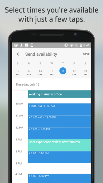Boxer Launches Their Own Calendar App With 'Send Availability' Feature Integration With Email Client