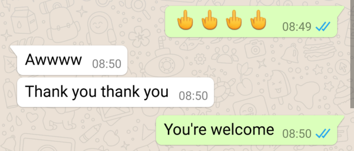 whatsapp-middle-finger
