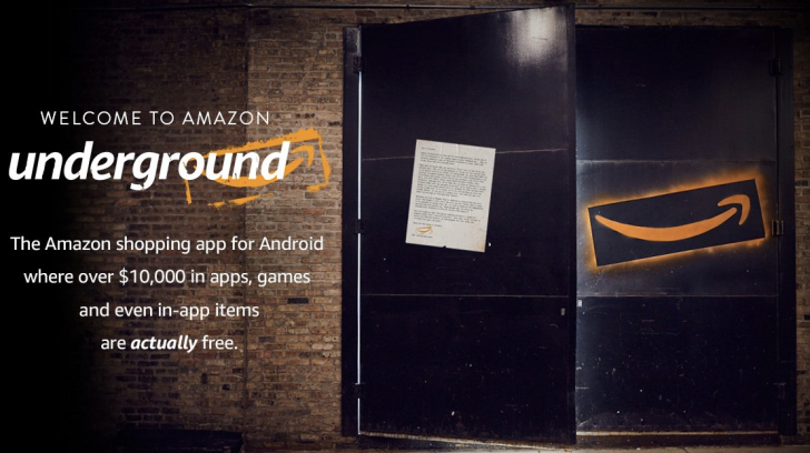 Amazon is Ending its Underground 'Actually Free' App Program