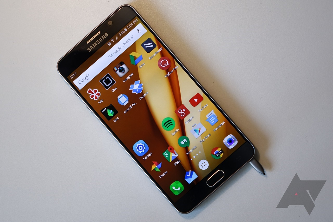Update: Samsung Responds] Probable Note 5 Design Flaw Can