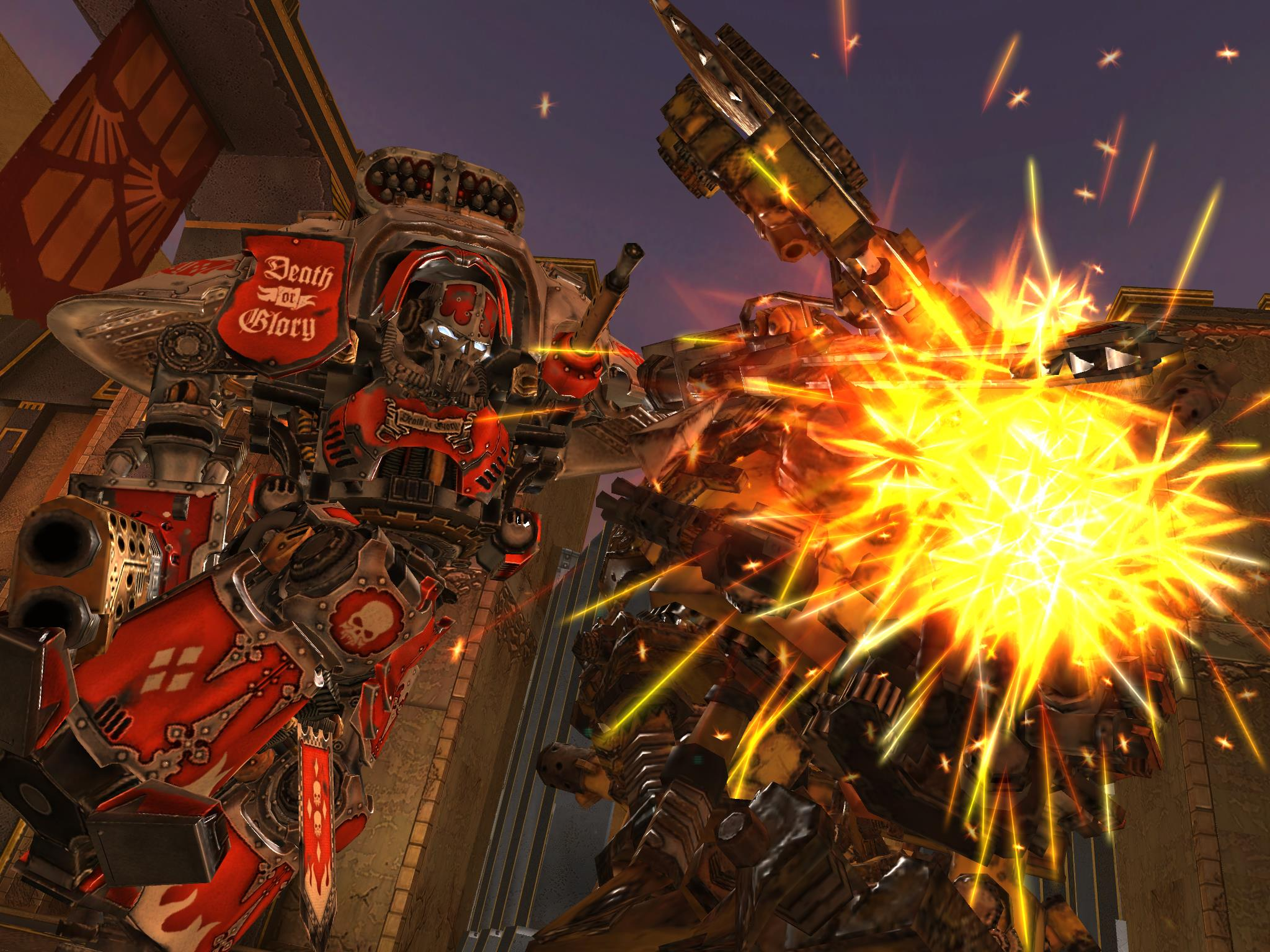 Visually Impressive Shooter 'Warhammer 40,000: Freeblade' Coming This Fall To Android
