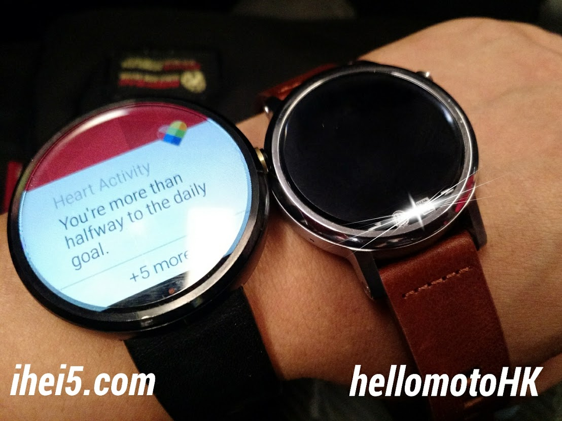 hellomoto hk shares two clear photos of the moto 360l and. Black Bedroom Furniture Sets. Home Design Ideas