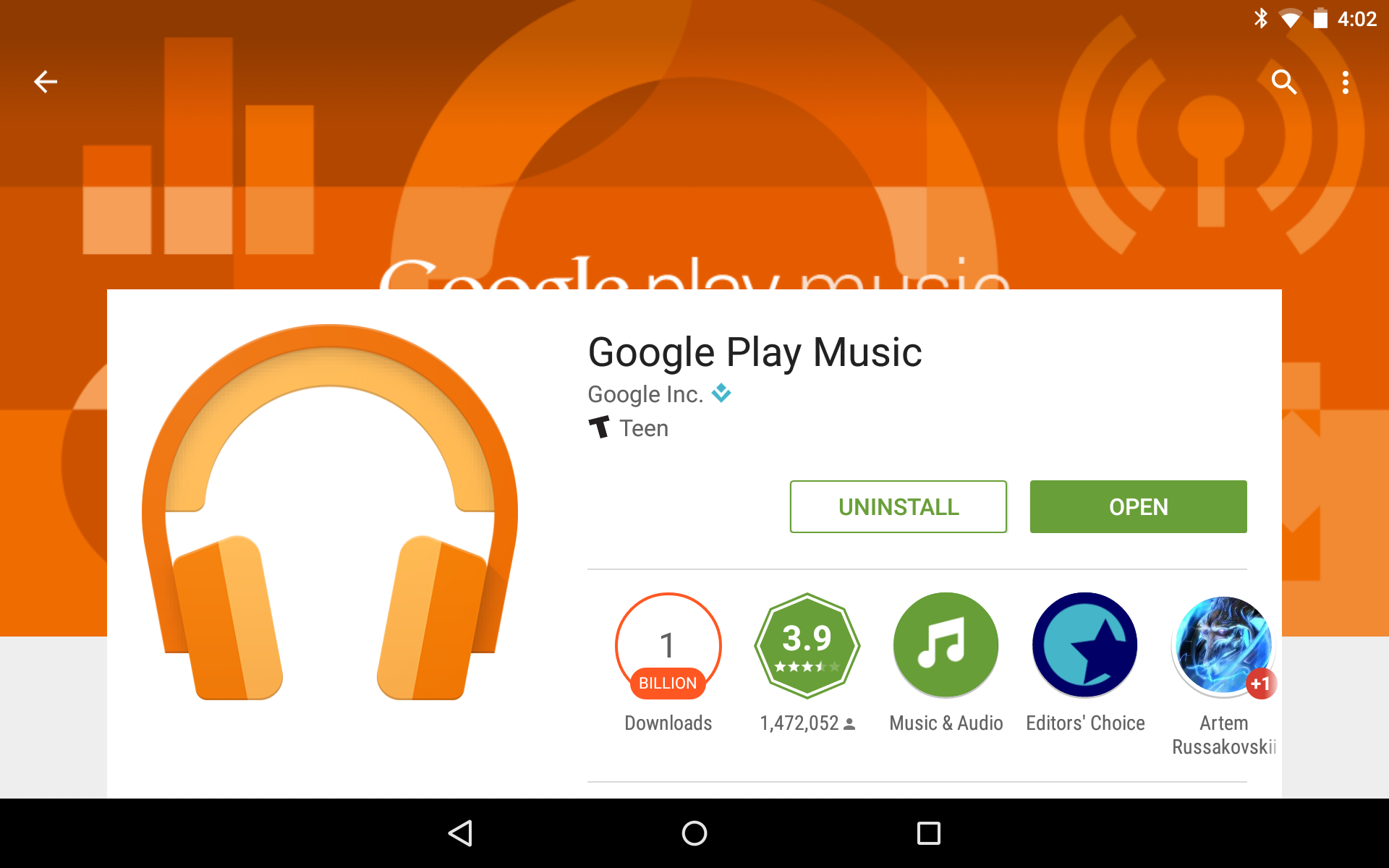 how to play music on ps3 from android