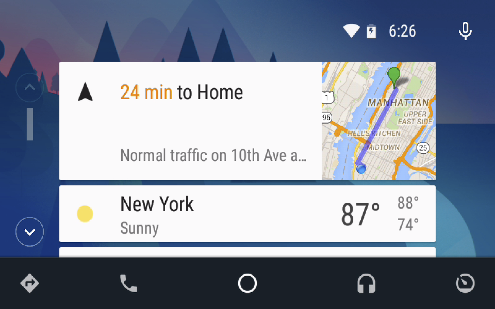 Google Releases Android Auto Desktop Head Unit, A Fully