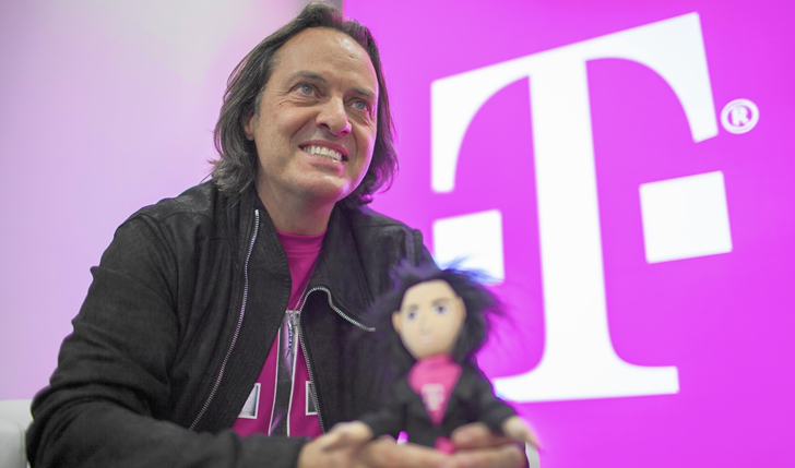 John Legere takes early exit from T-Mobile board of directors