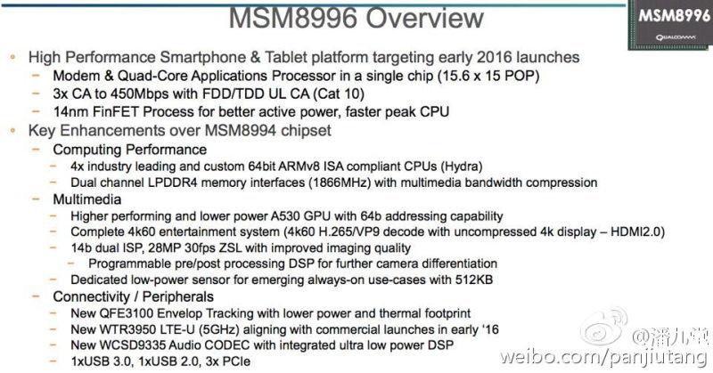 [LEAK] Snapdragon 820 : CPU Hydra Quad-Core et GPU Adreno 530 Nexus2cee_sd-820-02