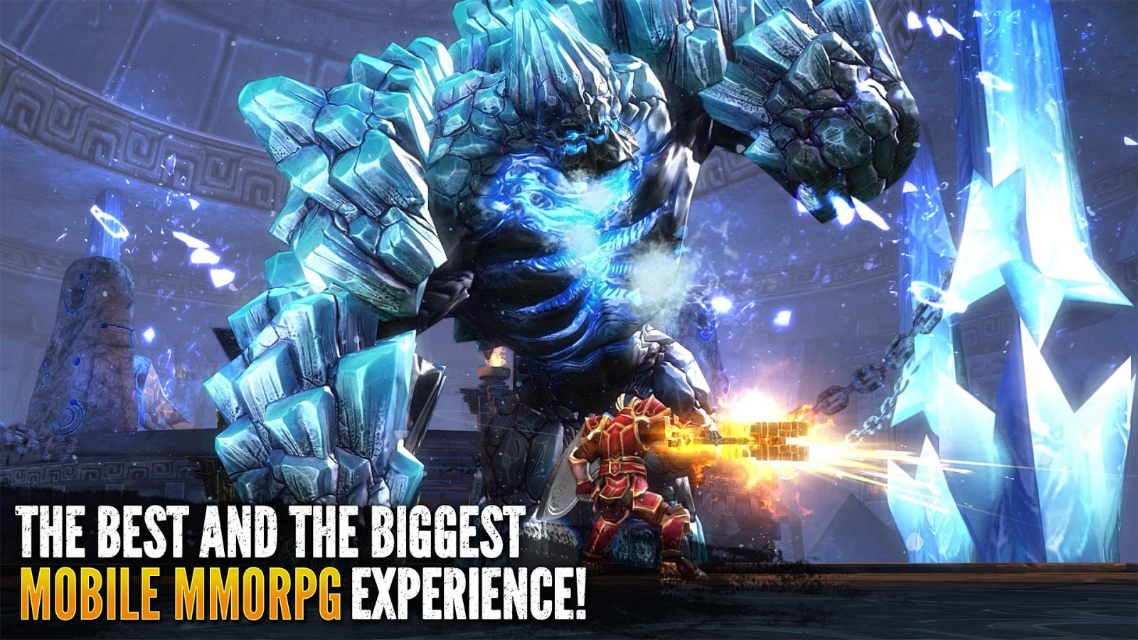Gameloft's Order & Chaos 2 Is An Open World MMORPG Where You Can Go