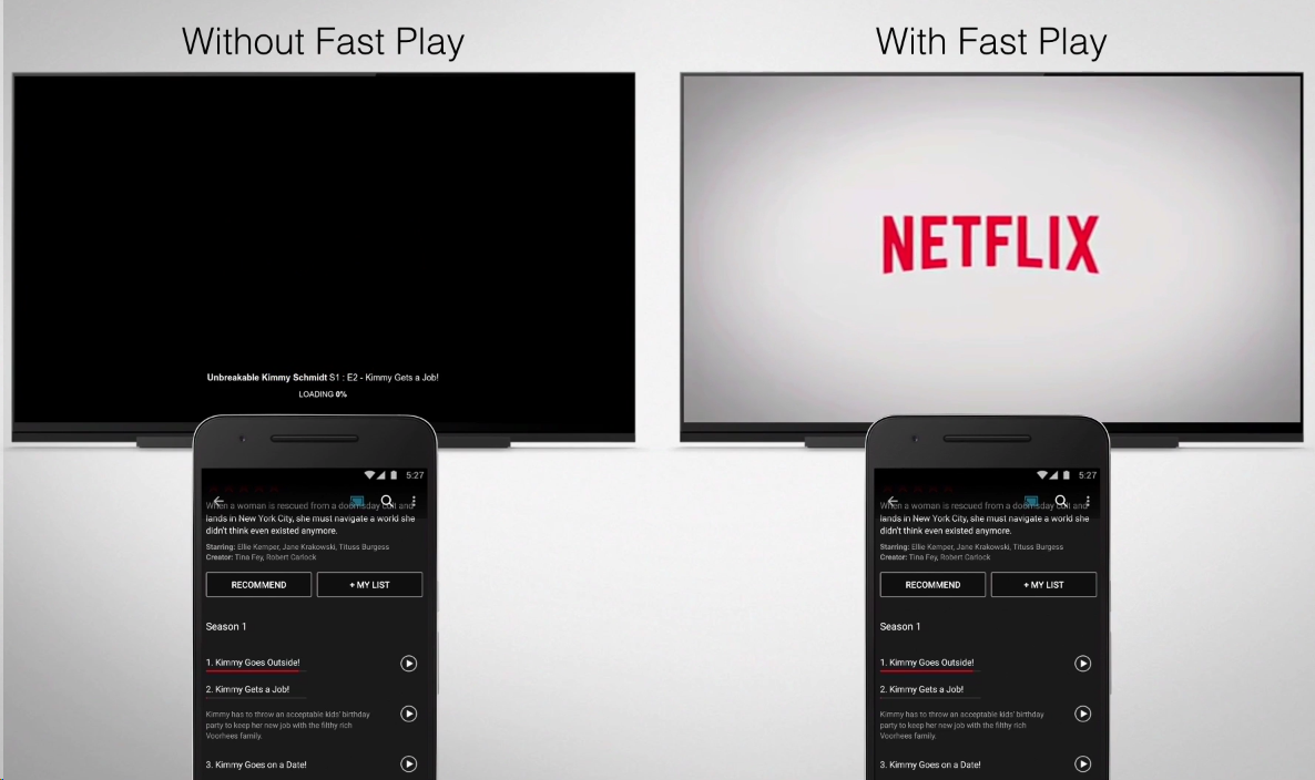 The New Chromecast Supports 'Fast Play' Preloading For a Quicker