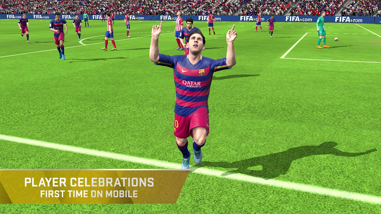FIFA 16 Ultimate Team Is Now Available On Android, But