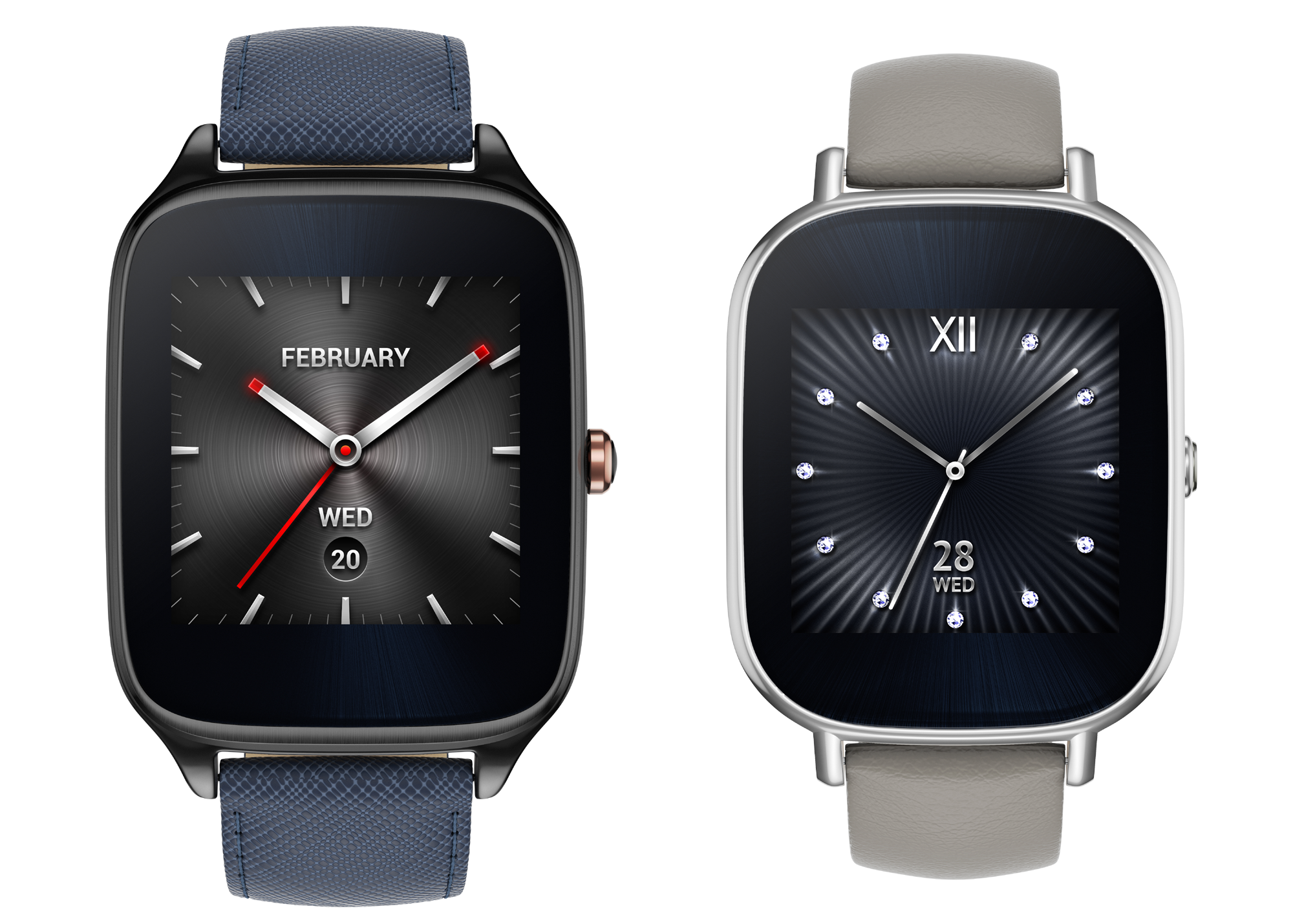 ASUS posts details of the latest ZenWatch 2 update