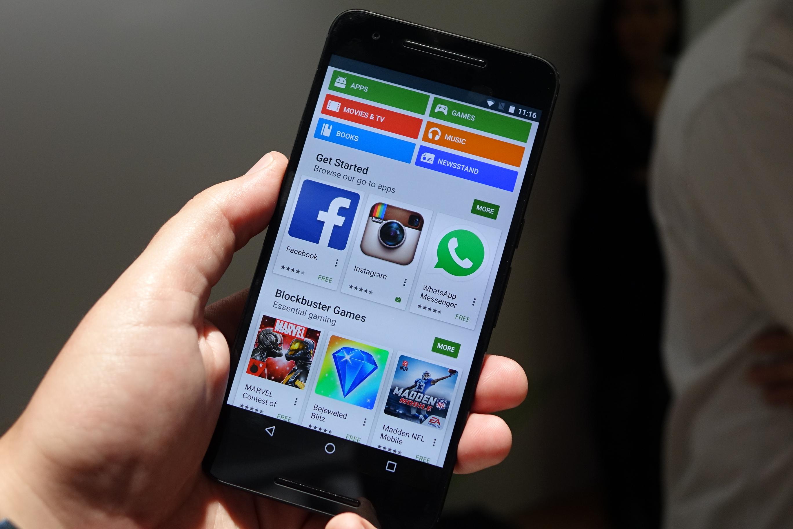 Confirmed Nexus 6P Has Latest Gen Samsung AMOLED Panel #1B7624 2736x1824