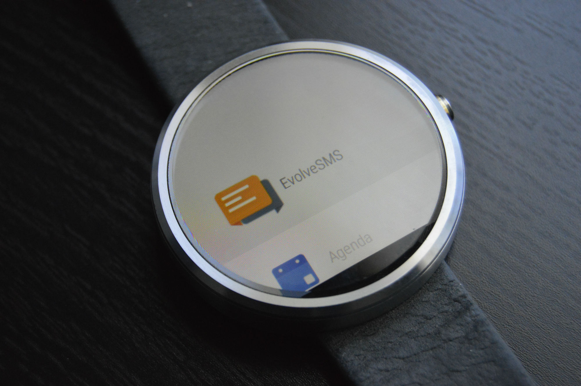 using textra on android wear