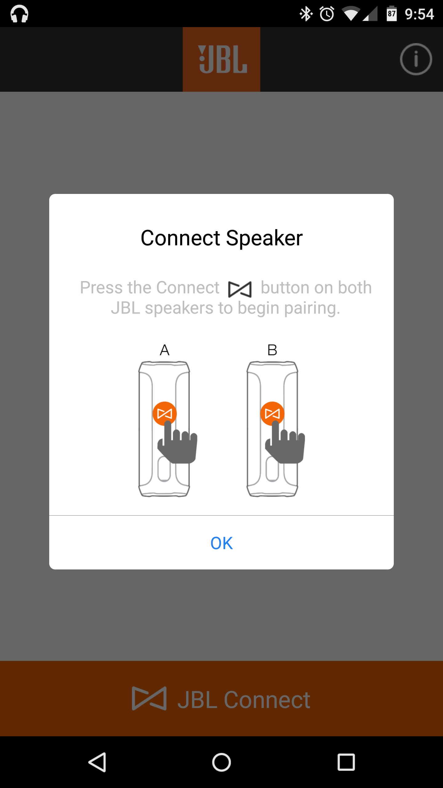 how to connect jbl to macbook