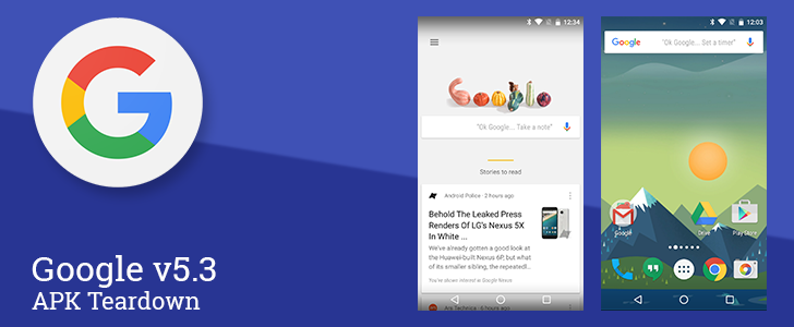 Google App v5.3: Launcher Auto-Rotation May Be Returning To Phones Soon [APK Teardown]