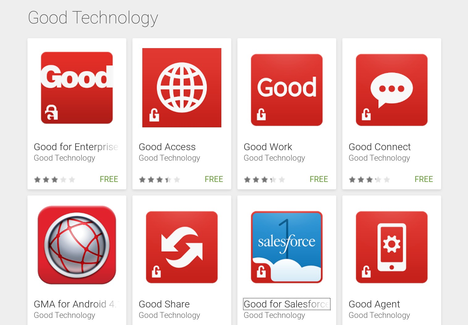 BlackBerry Acquires Good Technology And Its Suite Of