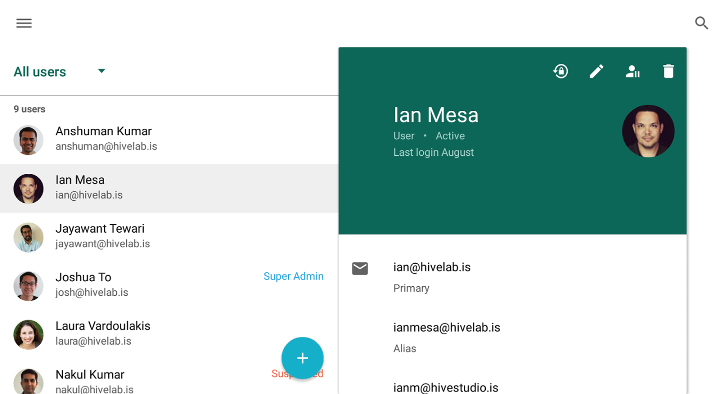 Google Admin Gets An Updated Material Design Look, New Icon