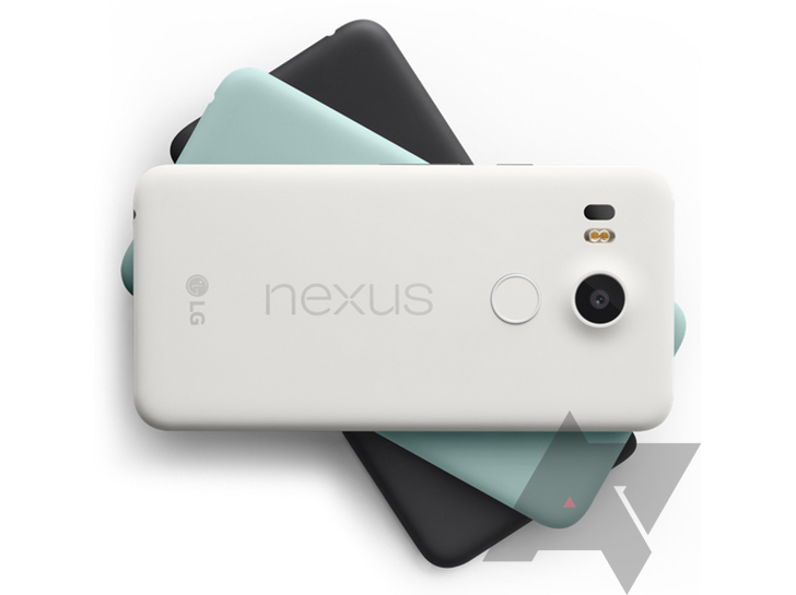 LG Nexus 5X & HUAWEI Nexus 6P