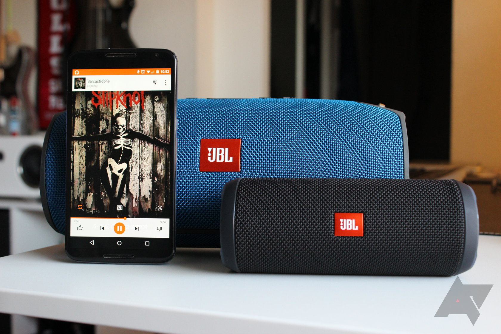 JBL Xtreme And Flip 3 Review: Competition, Destroyed