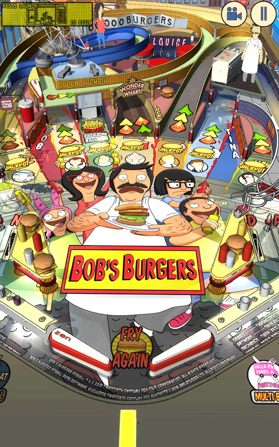 Zen Studios Releases Bob S Burgers Archer Family Guy And