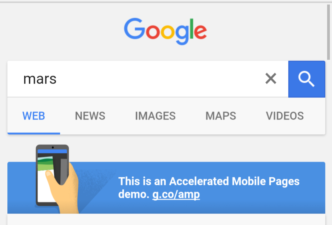 Google Rolls Out The Accelerated Mobile Pages Project To Help Webpages Load Instantaneously On Your Phone Or Tablet