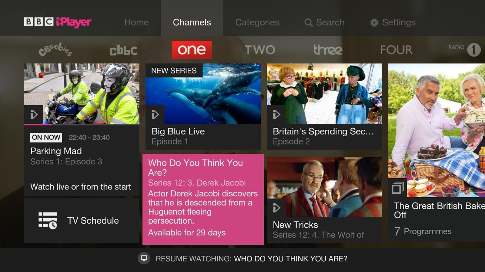 BBC And NVIDIA Release An iPlayer App Exclusively For SHIELD