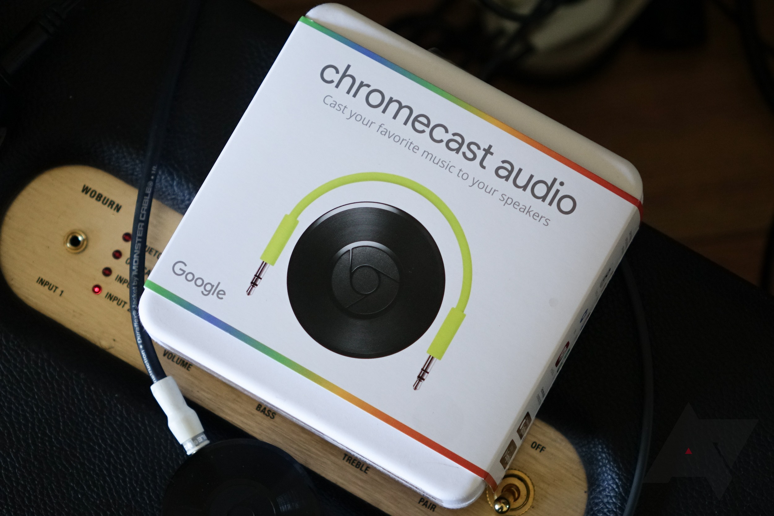 cast amazon prime to chromecast from android