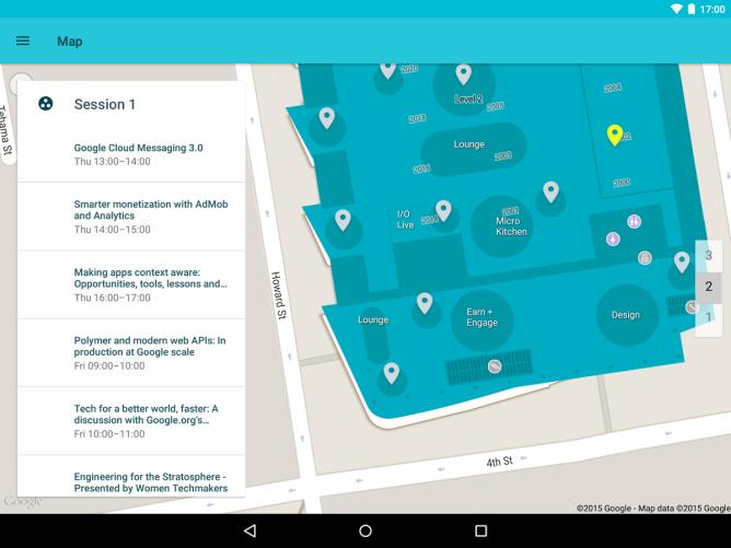 GoogleIO2015App2
