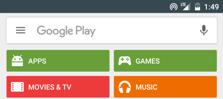 google play apk android 6.0