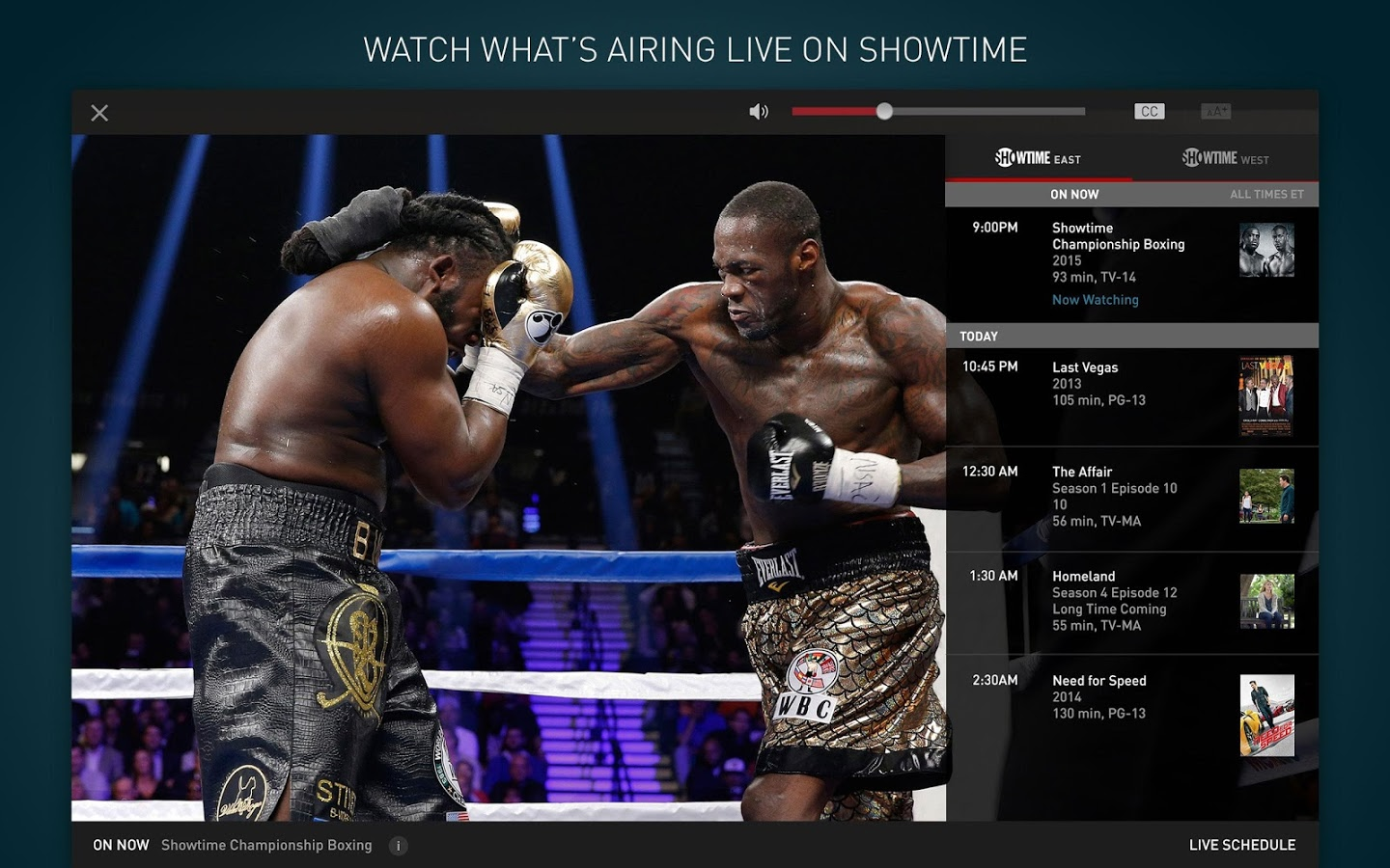 CAN YOU GET SHOWTIME ANYTIME WITHOUT CABLE