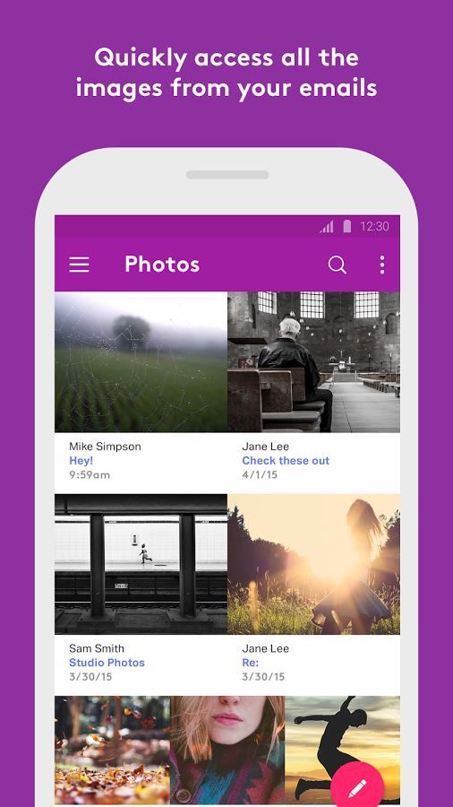 AOL Releases Alto Mail, A Multi-Service Inbox That Manages Your Mail With Automatic Tags Plus Image And Attachment Views