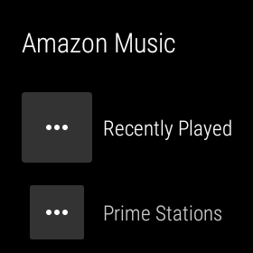 Amazon Music 5 0 Adds SD Card Downloads, Android Wear