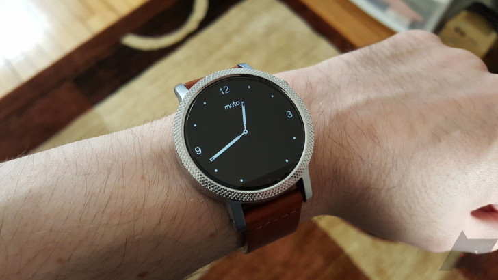 Google is working on its own Android Wear smartwatch