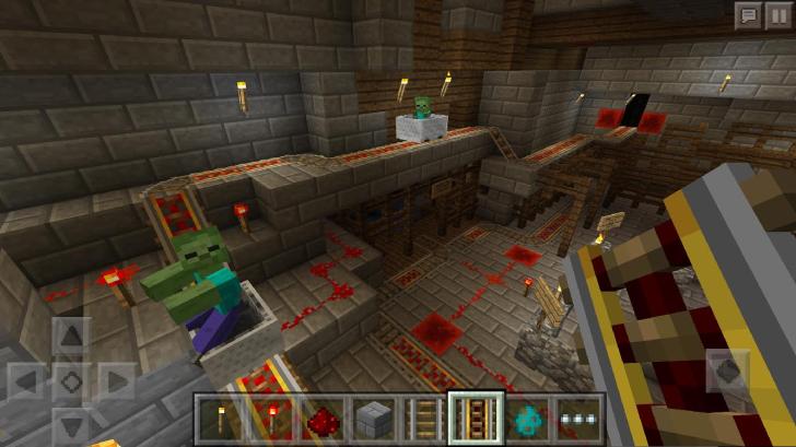 MinecraftPERedstone