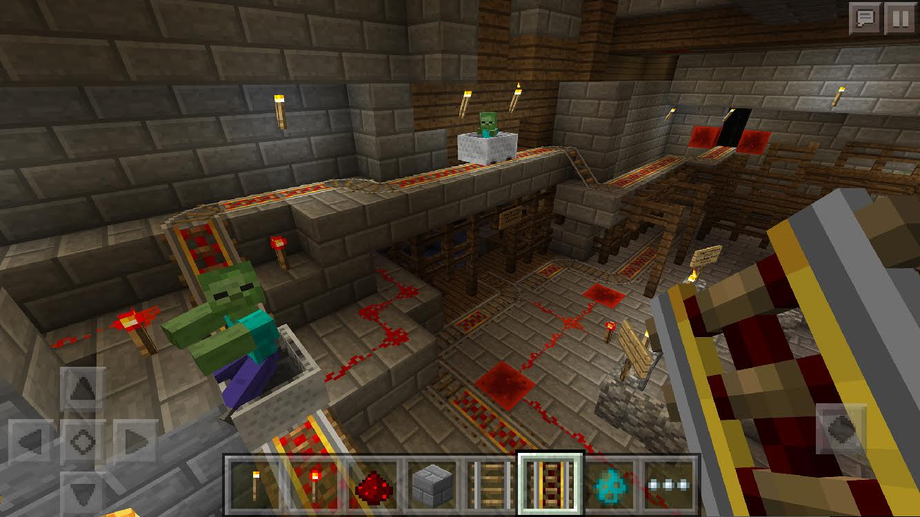 Minecraft pe 13 0 download free | Minebot for minecraft pe