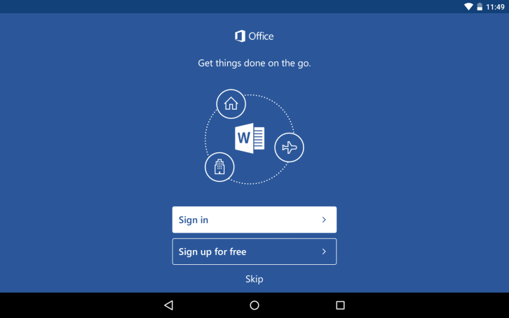 Latest microsoft office for android updates bring easier - Get updates for windows office and more ...