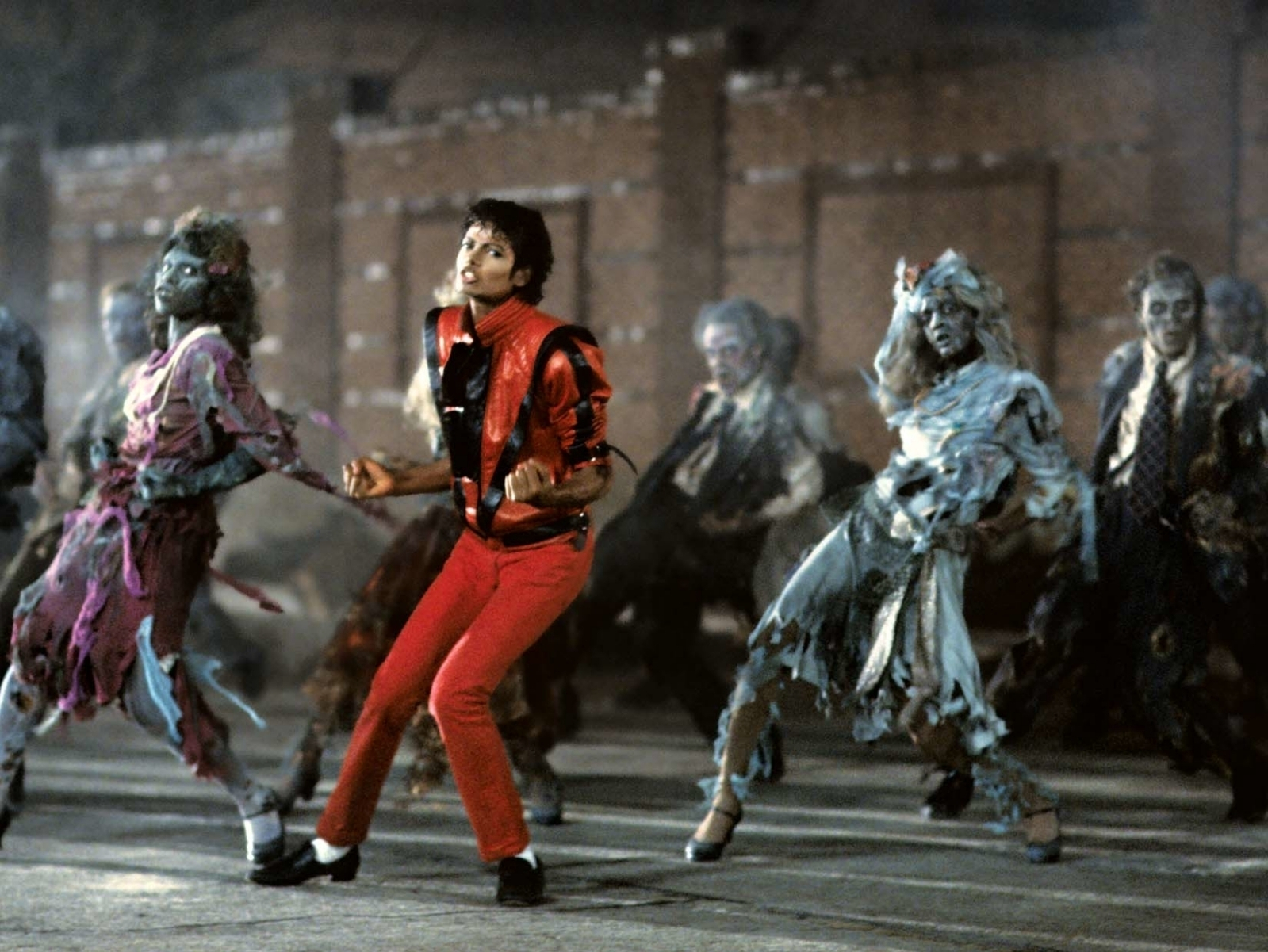 [Warning: Deal Alert Lurking In The Night] Michael Jackson's Timeless Album  'Thriller' Free On Google Play Music (Probably US Only. Sorry)