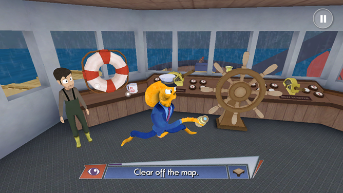 octodad dadliest catch is an absurd physics game starring a