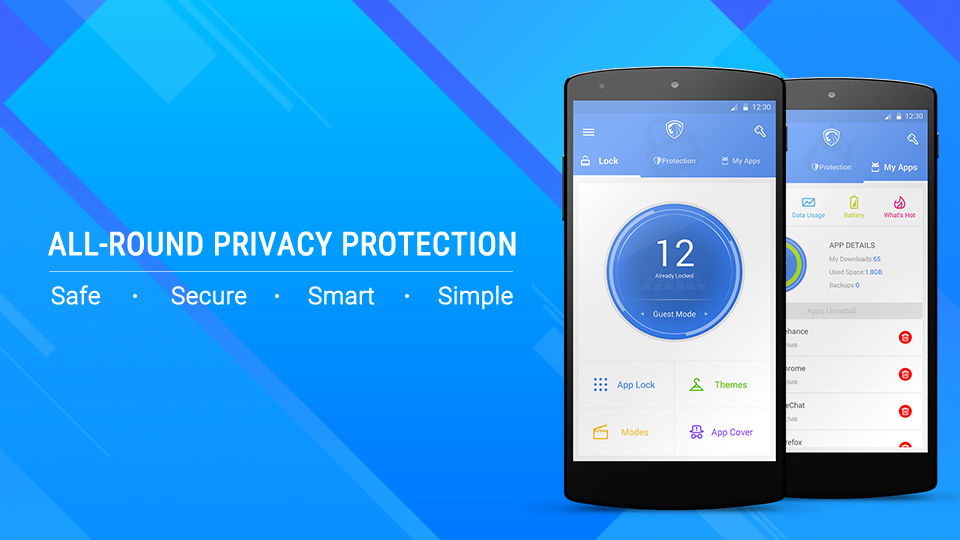 Keep Images, Videos, Apps, And Other Personal Data Secure