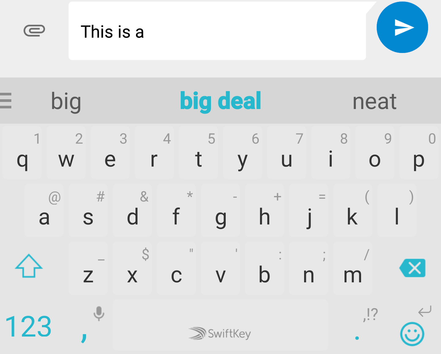 SwiftKey Updated To v6 0 With Redesigned Settings Menu