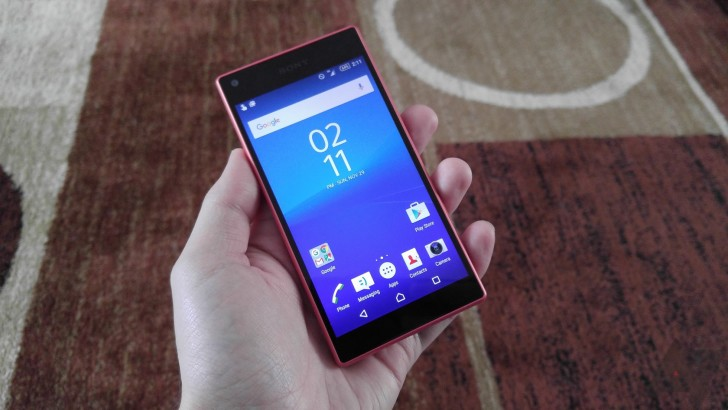 sony xperia z5 compact review the only small phone that. Black Bedroom Furniture Sets. Home Design Ideas